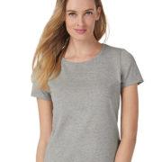 Camiseta mujer diversos colores b&c gris jaspeado