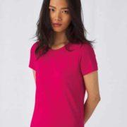 Camiseta mujer diversos colores b&c.