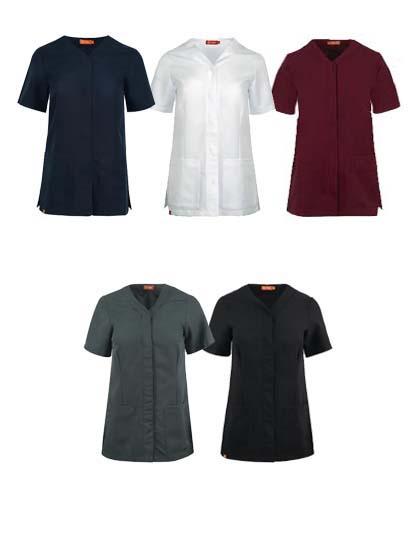 Colores disponible: Azul marino, blanco, granate, gris y negro.